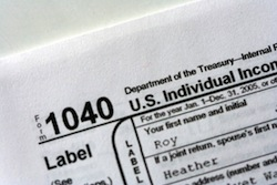 us federal tax form 1040 tax grievance day