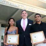 2013 Community Service Award East Hampton