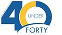 LIBN 40 under 40 logo