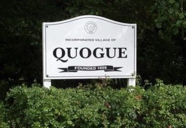 Village of Quogue Update