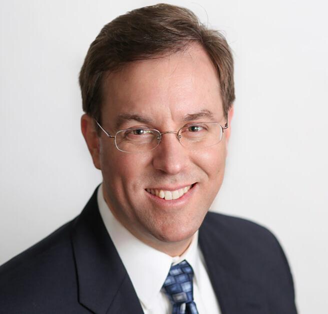 Bryan C Van Cott partner attorney profile headshot