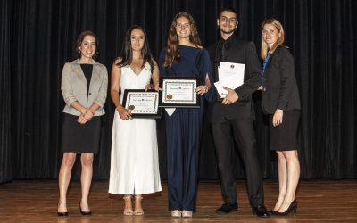 Southampton High School Students Awarded Twomey Latham Community Service Scholarship