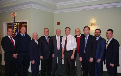 Suffolk's Business Law Team Presents and Sponsors Long Island Metro Business Action Meeting