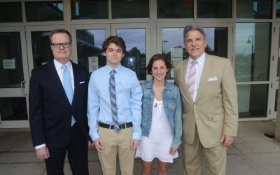 2018 Twomey Latham Community Service Scholarship Recipients Awarded at East Hampton High School