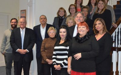 Twomey, Latham, Shea, Kelley, Dubin & Quartararo and Suffolk County National Bank Present Co...