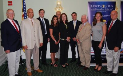 Twomey Latham Sponsors Breakfast Forum with Suffolk County Police Commissioner