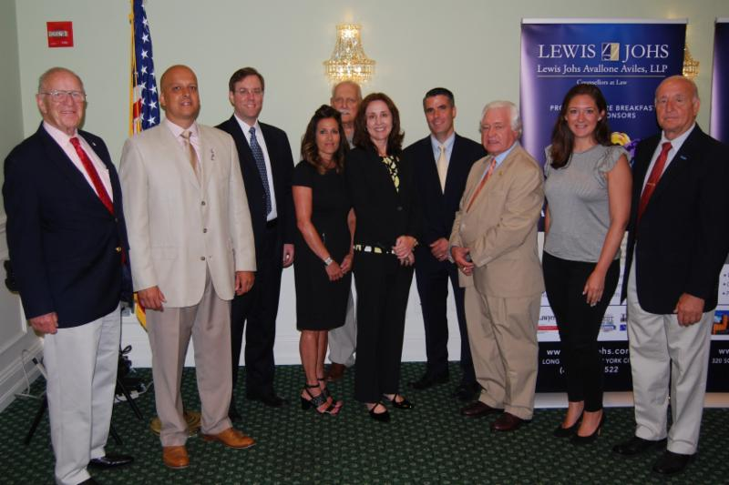 group photo LIMBA Commissioner Hart and Twomey Latham law firm