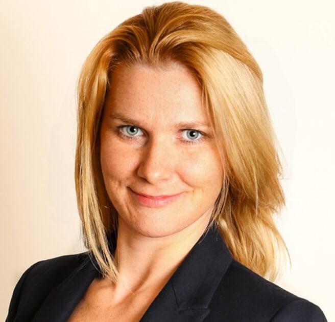 Katerina Grinko associate attorney profile headshot