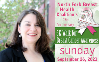 Bernadette E. Tuthill, Vice President & Co-Chair of the                   North Fork Breast ...