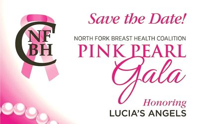 North Fork Breast Health Coalition's Fifth Annual Pink Pearl Gala Hosted on Friday, April 5