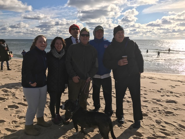 twomey latham group polar bear plunge 2016
