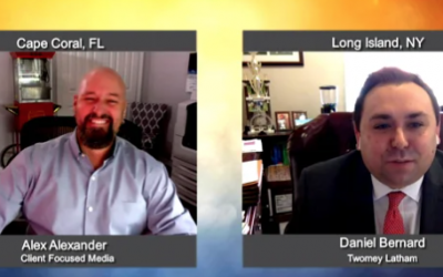"Daniel R. Bernard Featured on ""Ask the Attorney"""