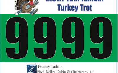 Twomey Latham Sponsors 12th Annual 5K Turkey Trot