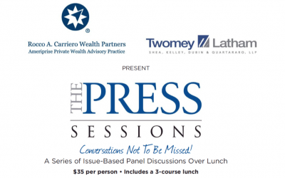 Twomey Latham Partners with The Press News Group as Presenting Sponsor of The Press Sessions