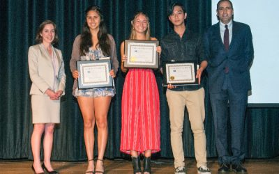 2018 Twomey Latham Community Service Scholarship Recipients Awarded at Southampton High School
