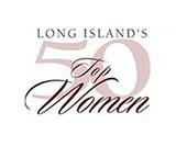 Top 50 women Long Island