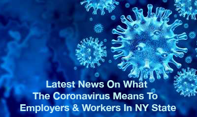 Partner, Jeffrey W. Pagano Comments on the Latest News From Gov. Cuomo