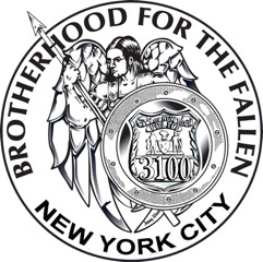 brotherhood of the fallen NYC logo