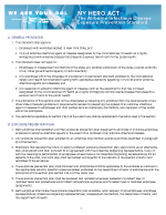 NY Hero Act: The Airborne Infectious Disease Exposure Prevention Standard