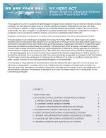 NY Hero Act: Model Airborne Infectious Disease Exposure Prevention Plan