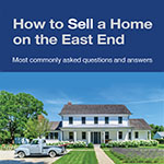 how to sell a home east end Long Island real estate law brochure